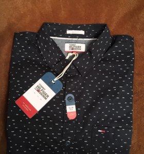 Новая рубашка Tommy Hilfiger Jeans