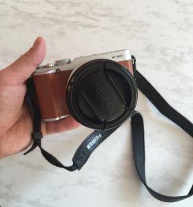 Фотоаппарат fujifilm XM-1