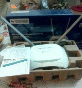 Wi-fi роутар модель TL-WR840n