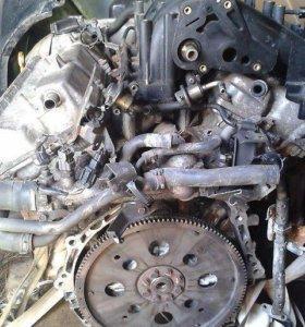 Двигатель NISSAN VQ-2.0 DE