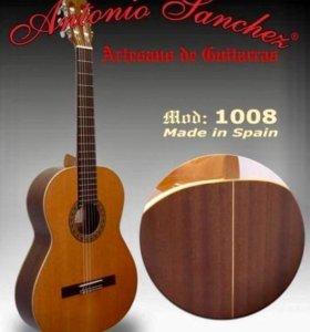 Гитара Antonio Sanchez Mod. 1008 Испания, Классика