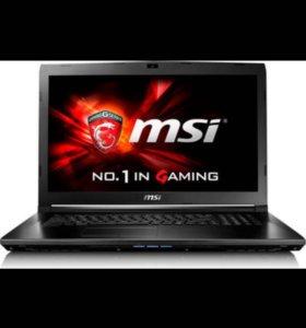 Ноутбук игровой MSI GL72 7QF-895RU