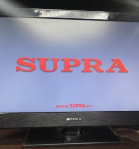 Телевизор supra 19