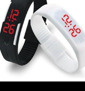 Часы электронные спорт
