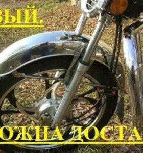 Мотоцикл IRBIS VIRAGO (ALPHA, АЛЬФА)