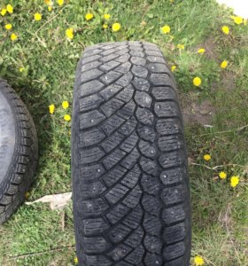Continental Conti Ice Contact 4x4 205/70 r15