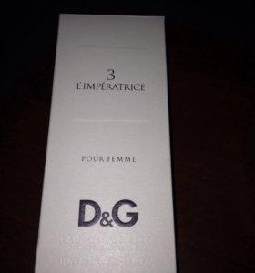 D&G #3 (императрица )