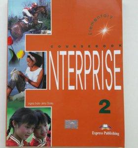 Enterprise 2 (Coursebook+Student's Book)