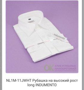Мужская рубашка. long