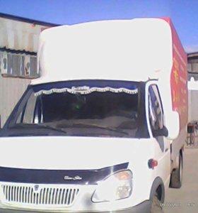 Грузоперевозки ГАЗЕЛЬ 4 м h- 2,20 м