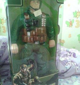 Игрушка Солдат
