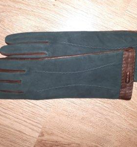 Новые утепленные перчатки Терволина