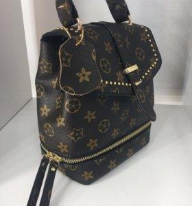 Сумка-рюкзак LV