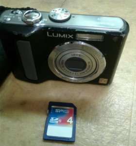 Фотоаппарат Panasonic DMC-LZ8