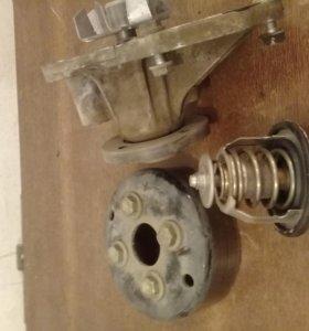 Водяной насос (Помпа), термостат - Toyota