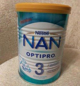 Смесь детская NAN 3