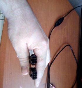 Переходник с 2x6 pin на 8-pin