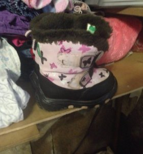Детская обувь р 22 на узкую ножку цена 500р
