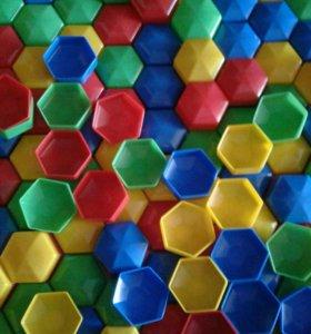 Мозаика эра малыш 160 деталей