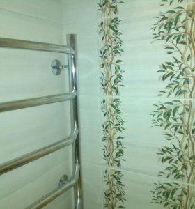 Ремонт квартир, ванной