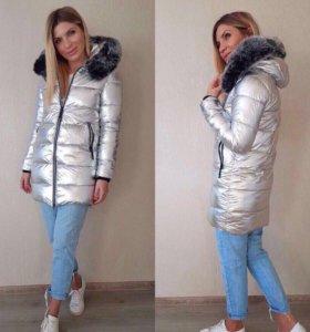 Новые Куртки 44 и 46 размеры