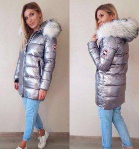 Новые Куртки 44,46 размеры