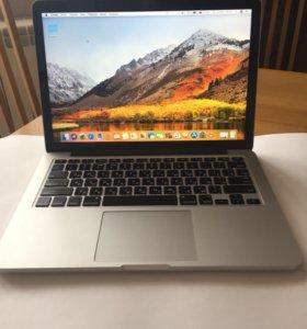 MacBook Pro 13 (retina конец 2013)