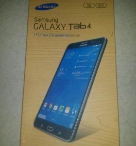 Samsung galaxy tab 4 3G 8GB