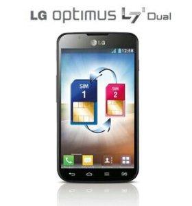 Optimus L7 II Dual