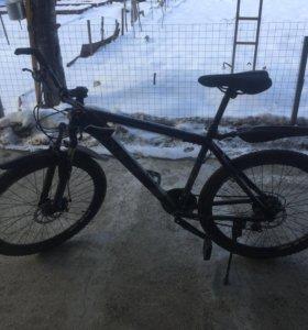 Спортивный велосипед новый