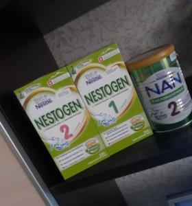 Нестожен1 и 2 нан2км