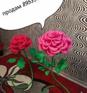 Делаем цветы на заказ