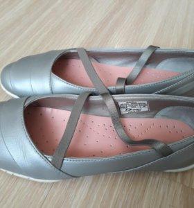 Спортивные туфли-балетки