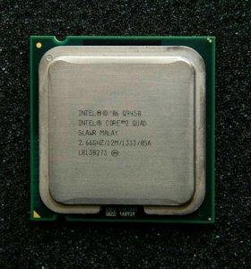 Процессор intel core 2 quad q9450