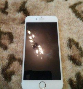 Обмен iPhone 6s 64gb gold