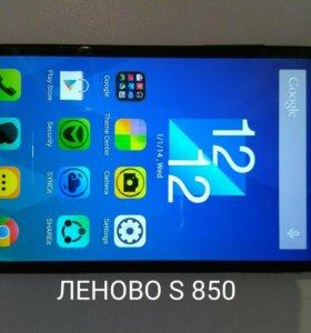 Смартфон Lenovo s 850
