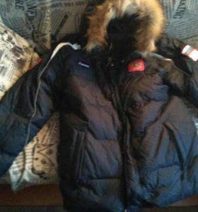 Куртка зимняя форвард, новая