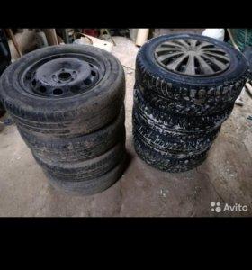 6 колес на форд