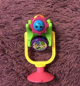 Игрушка с присоской