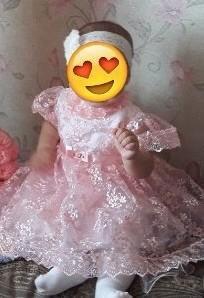 Платье для вашей куколки