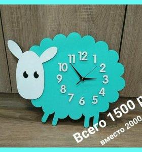 Часы в детскую