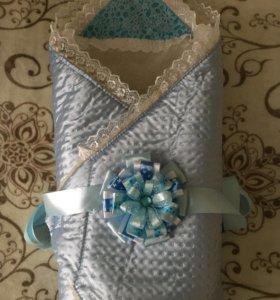 Конверт ( одеяло) на выписку