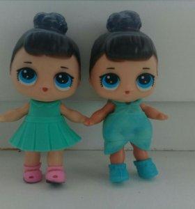 Куклы ЛОЛ (аналог) возможен торг.