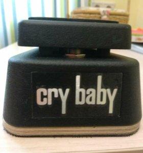 Гитарная педаль Dunlop Cry Baby GCB95
