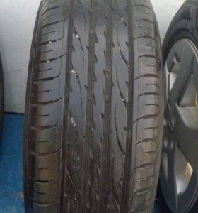 Оригинальные колеса с новой резиной 195/65R15