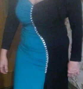 Платье + балеро 48-50р-ра