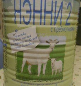 Продам сухую молочную смесь Ненни 2 с пребиотиками