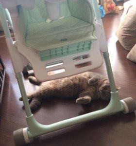 Стульчик для кормления Happy Baby
