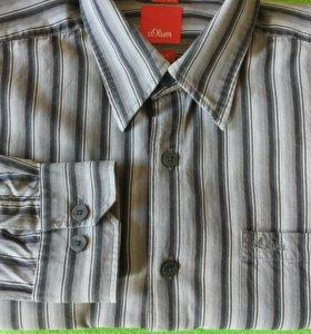 Рубашка мужская s.Oliver Regular Fit Германия