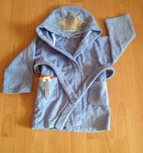 Детский халат 98р